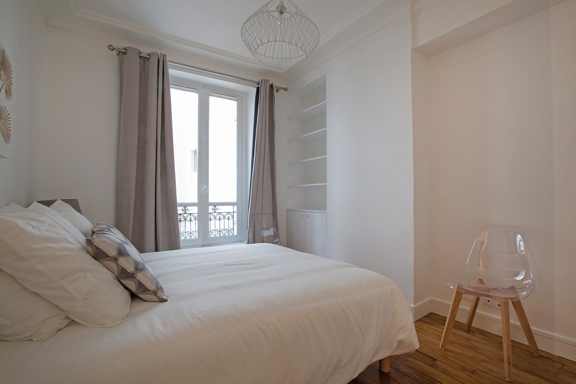 Apartamento Paris Rue Lauriston 11