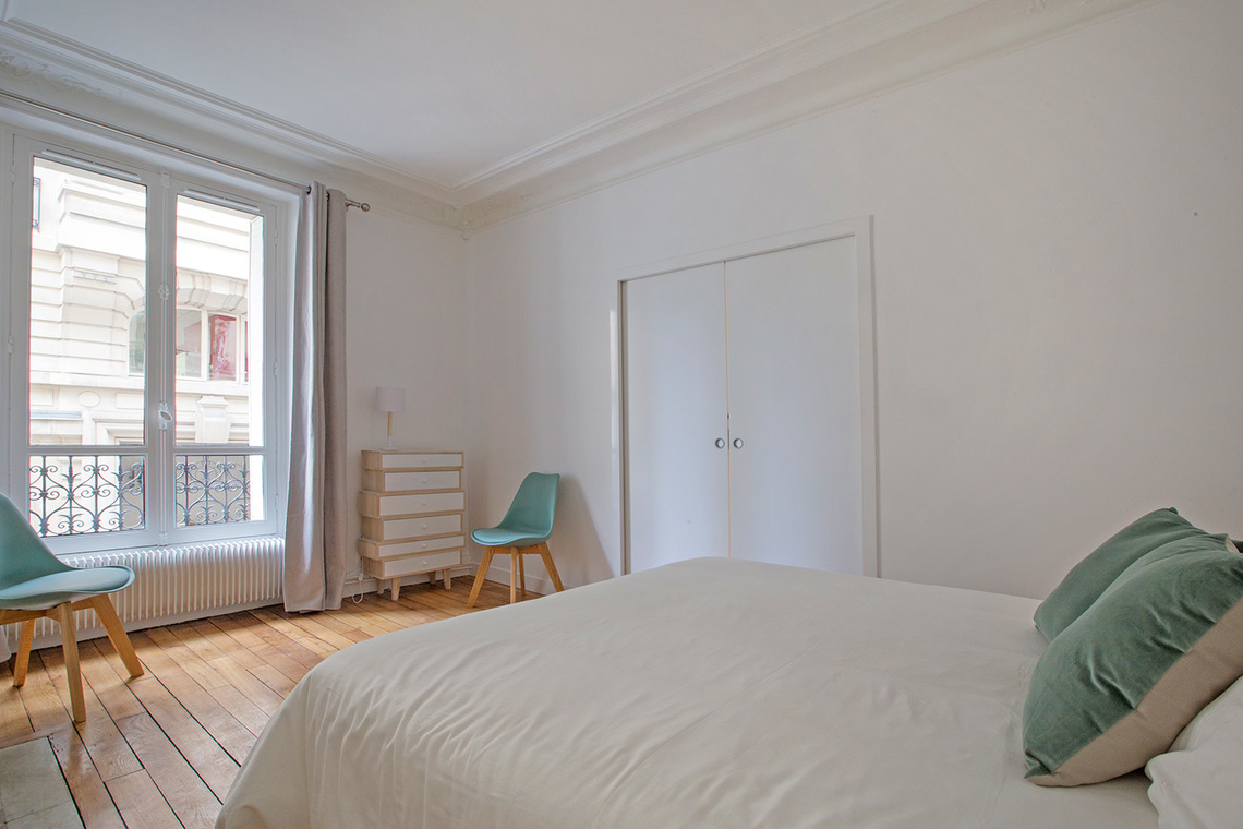Apartamento Paris Rue Lauriston 7