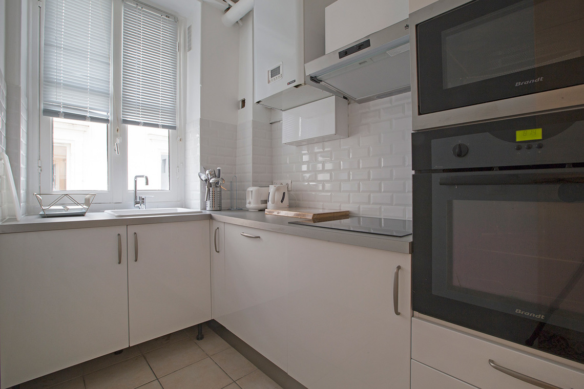Apartamento Paris Rue Lauriston 14