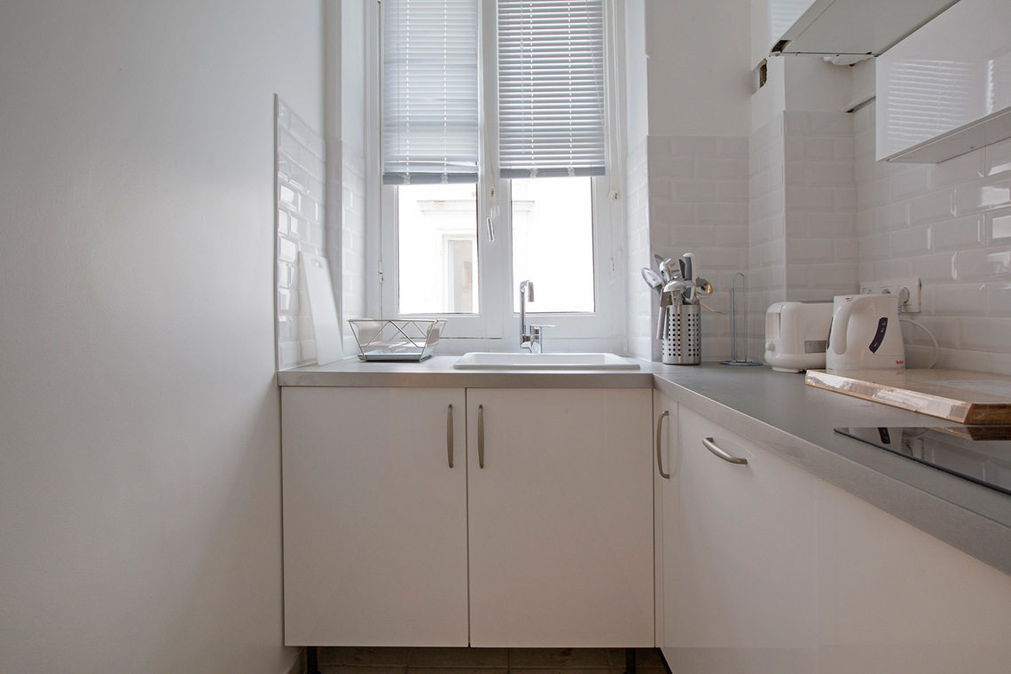 Apartamento Paris Rue Lauriston 15