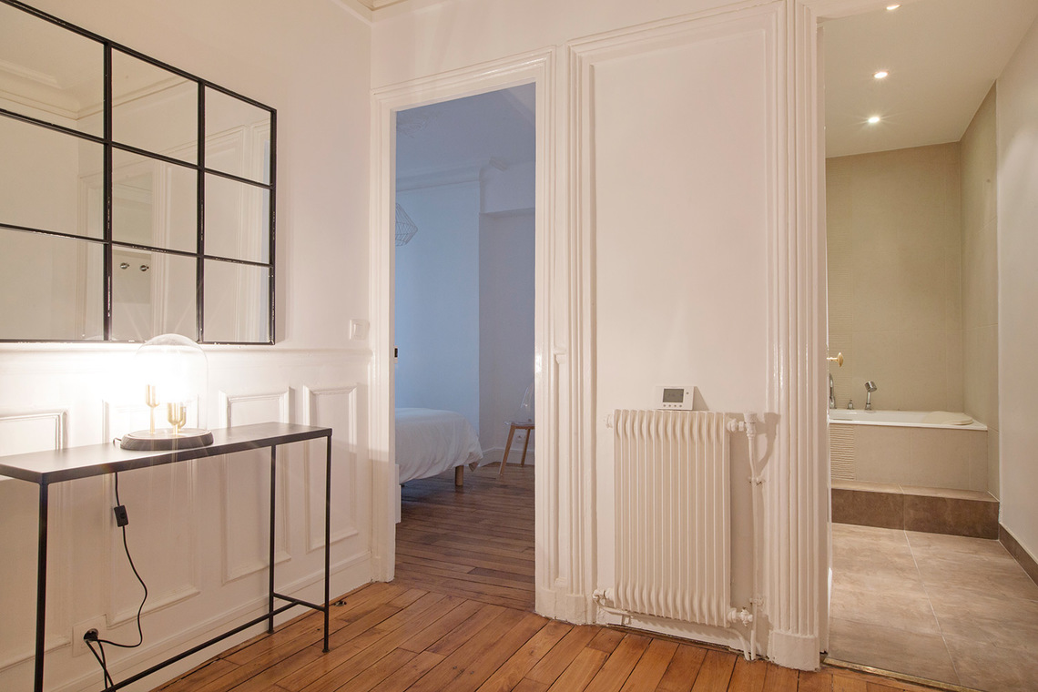 Apartamento Paris Rue Lauriston 8