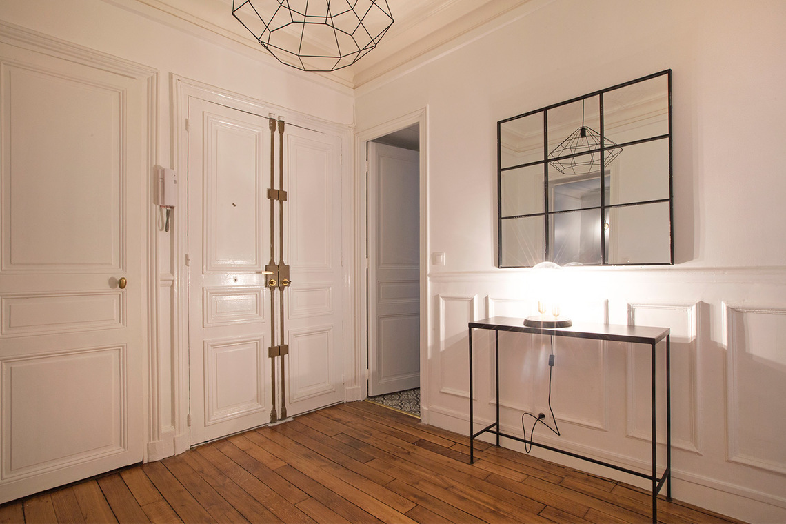 Apartamento Paris Rue Lauriston 17