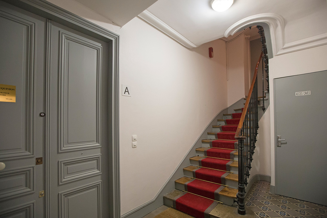 Apartamento Paris Rue Lauriston 18