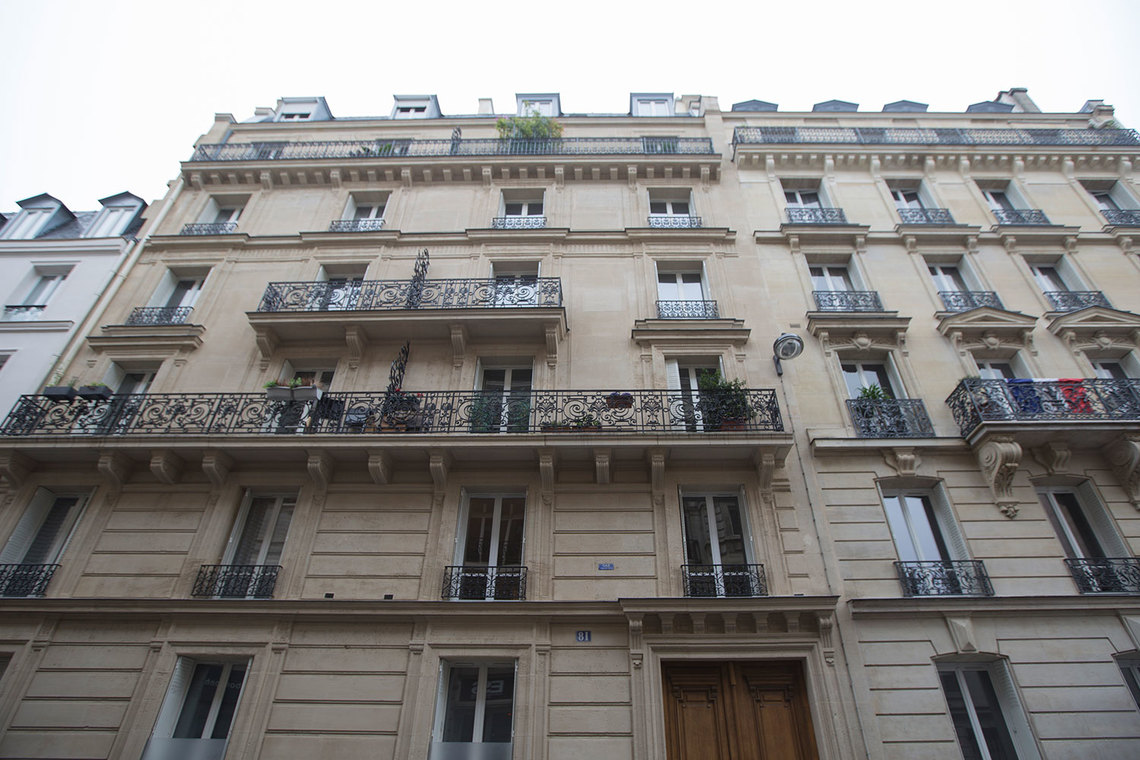 Apartamento Paris Rue Lauriston 20