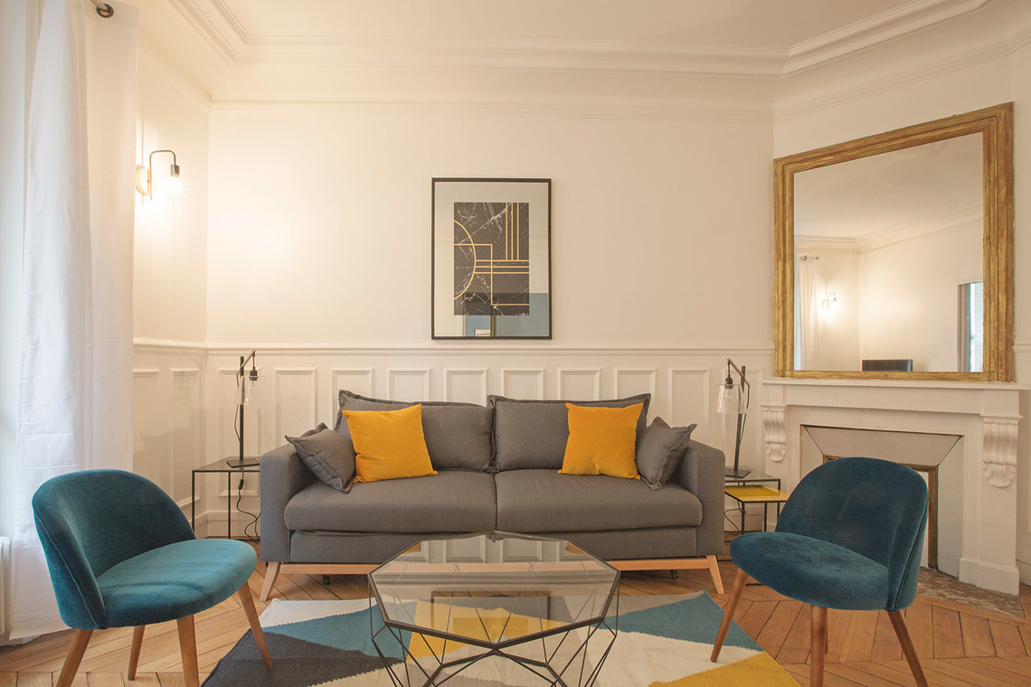 Apartamento Paris Rue Lauriston 3