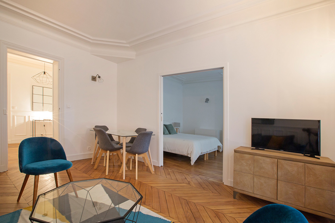 Apartamento Paris Rue Lauriston 4