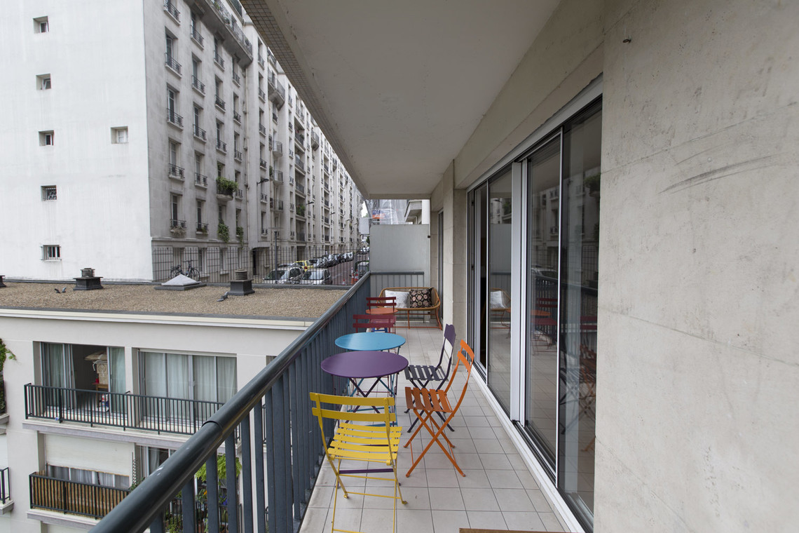 Apartment Paris Rue de la Glaciere 8