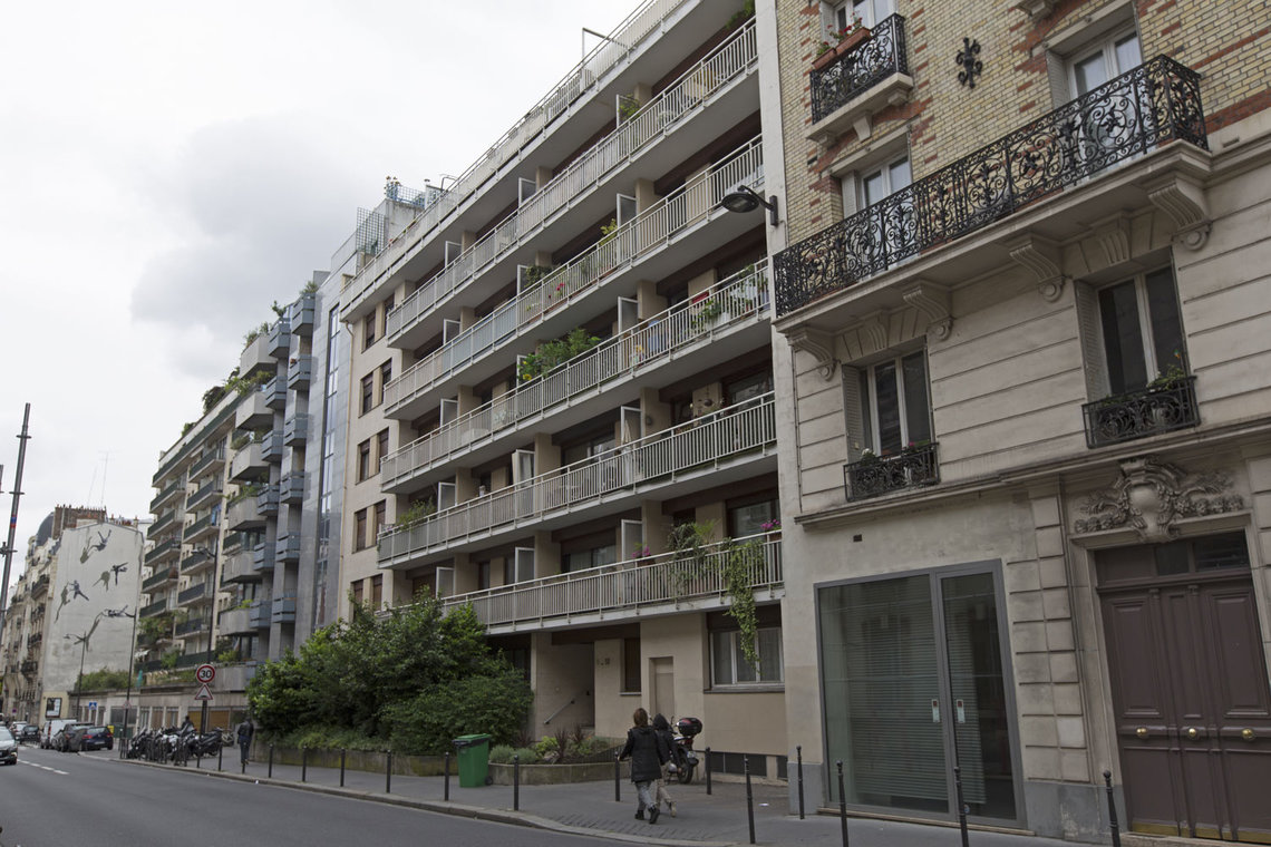 Apartment Paris Rue de la Glaciere 20