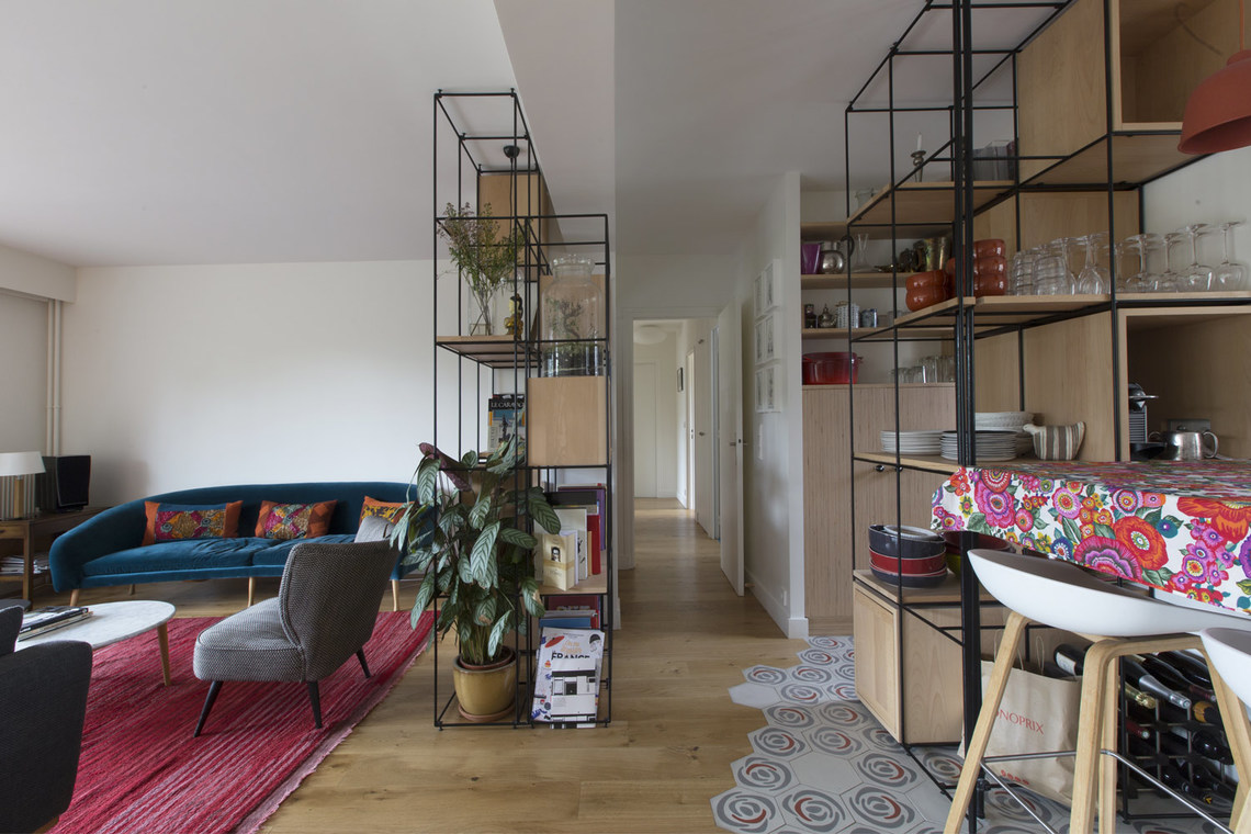 Apartment Paris Rue de la Glaciere 7