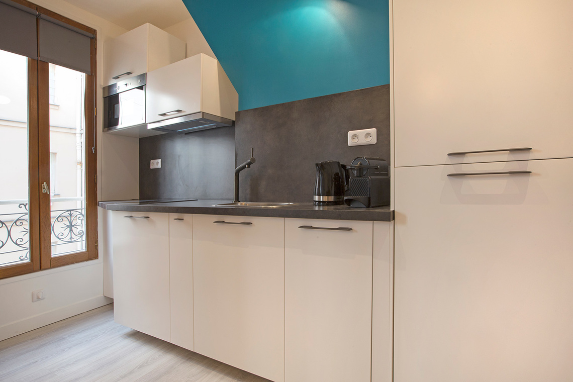Apartment Paris Rue Saint Maur 7