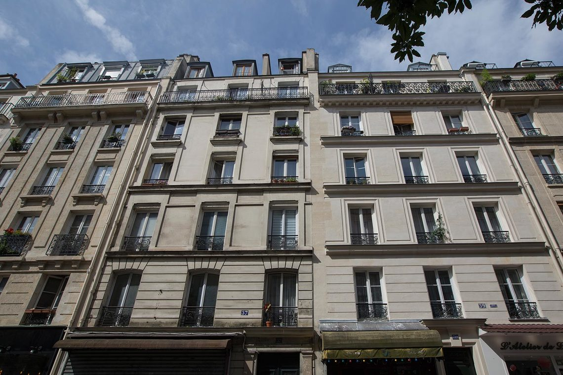 Apartment Paris Rue Saint Maur 12