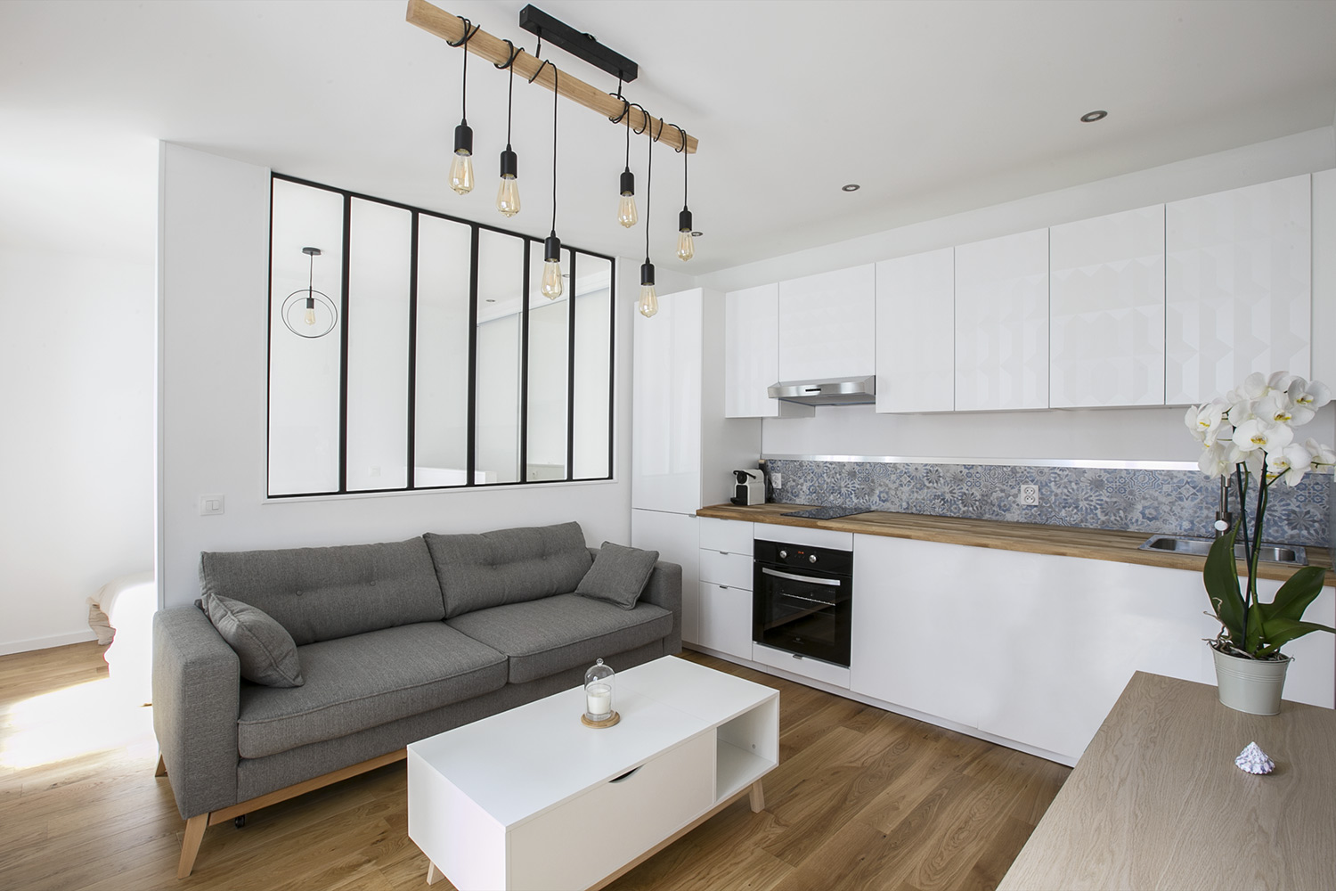Apartment Paris place Boulnois
