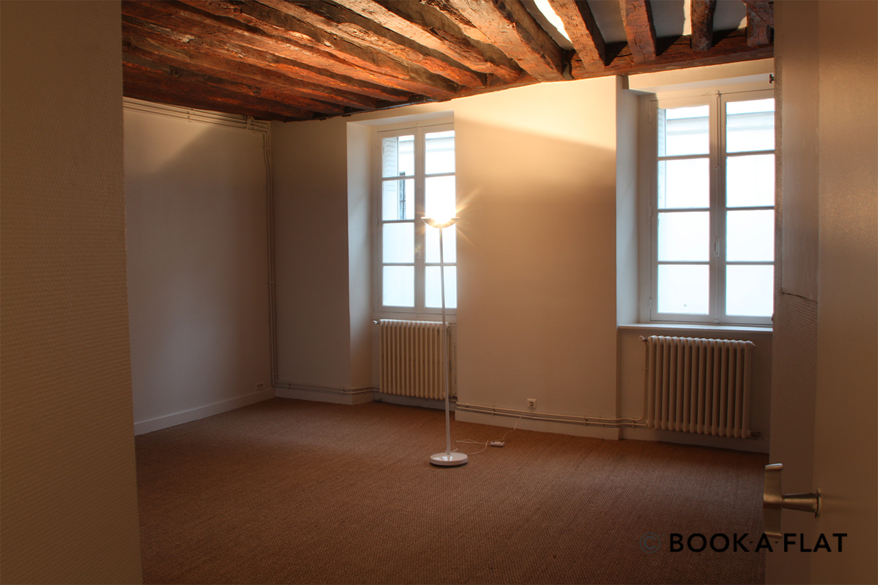 Appartement Paris Rue Amyot 4
