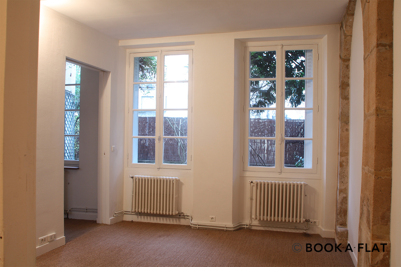 Appartement Paris Rue Amyot 5