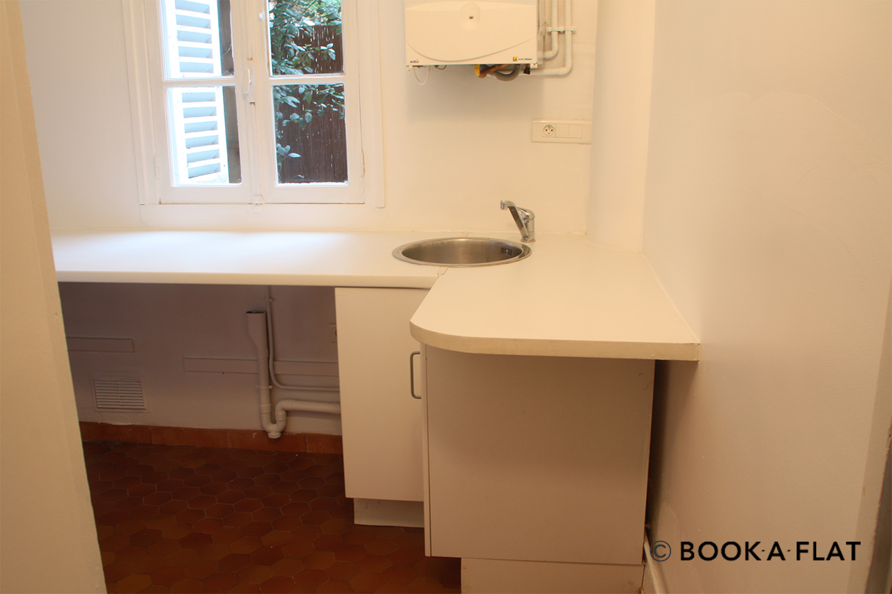 Appartement Paris Rue Amyot 6