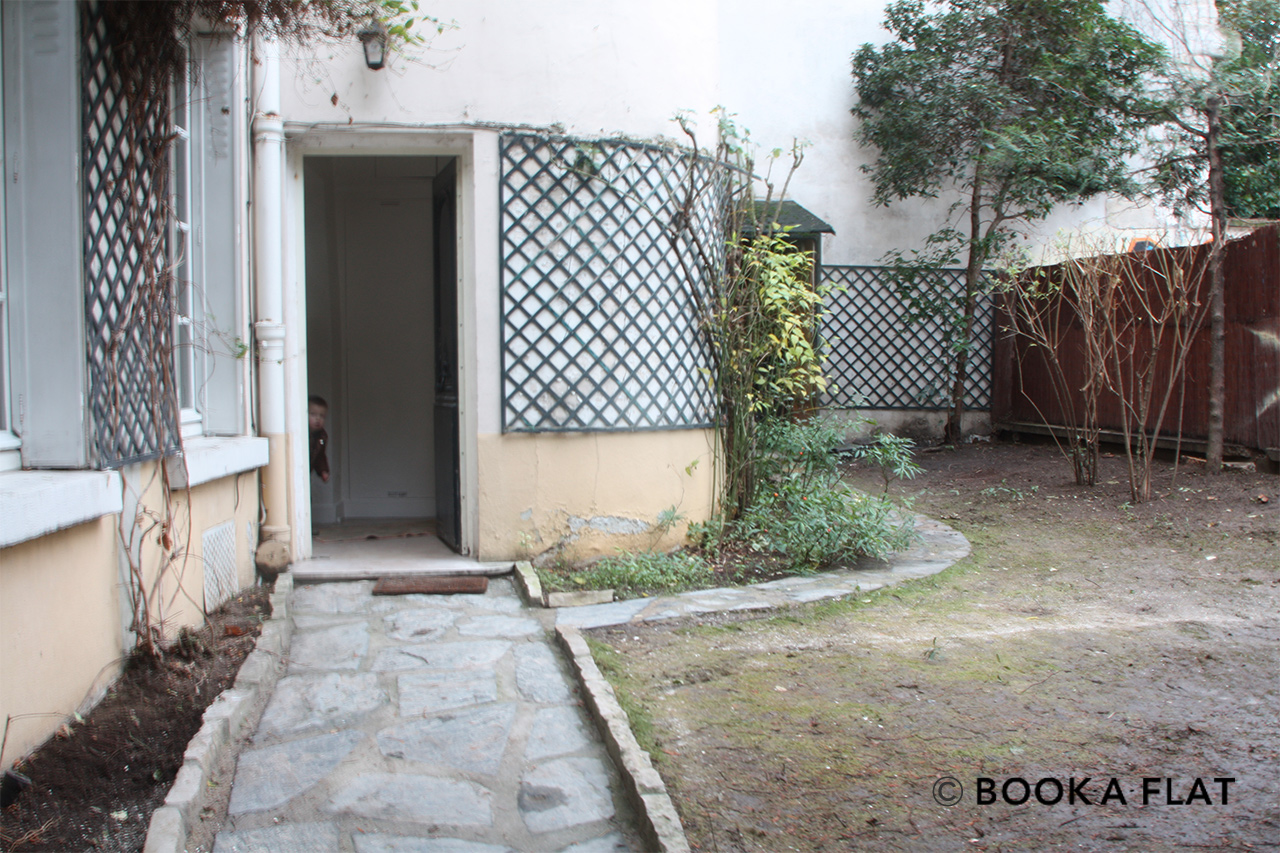 Appartement Paris Rue Amyot 8