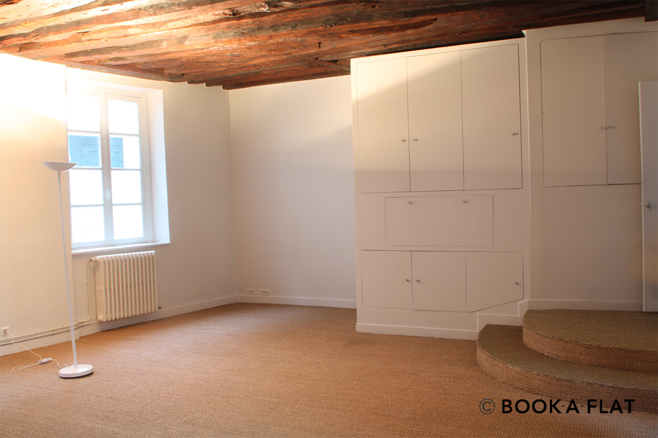 Appartement Paris Rue Amyot 2