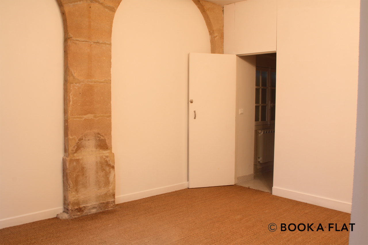 Appartement Paris Rue Amyot 3