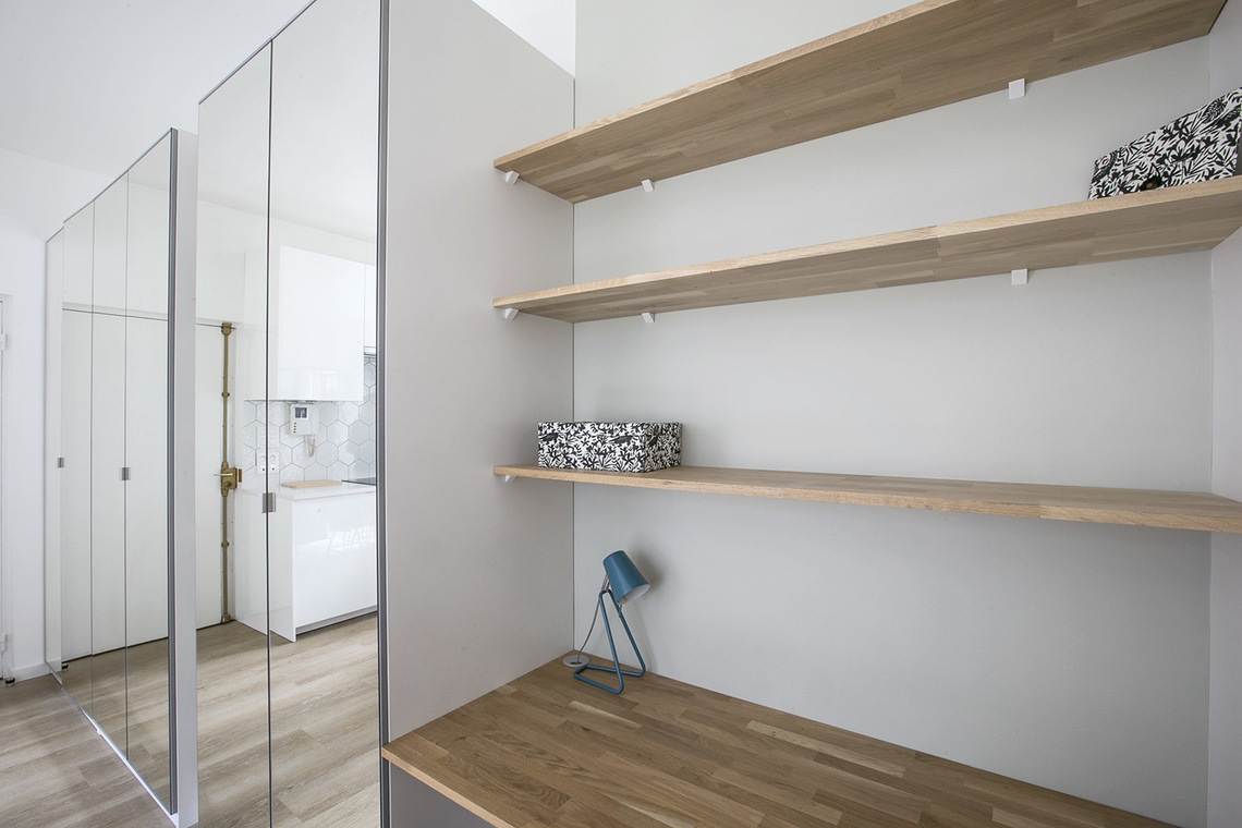 Apartamento Paris Avenue de Suffren  9