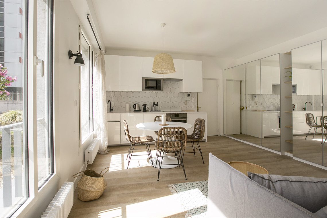 Apartamento Paris Avenue de Suffren  4