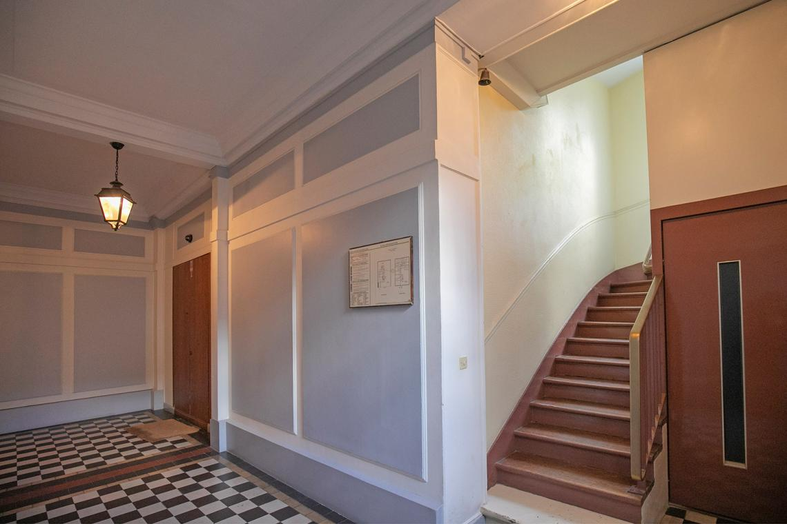 Appartement Paris Rue Elzevir 16
