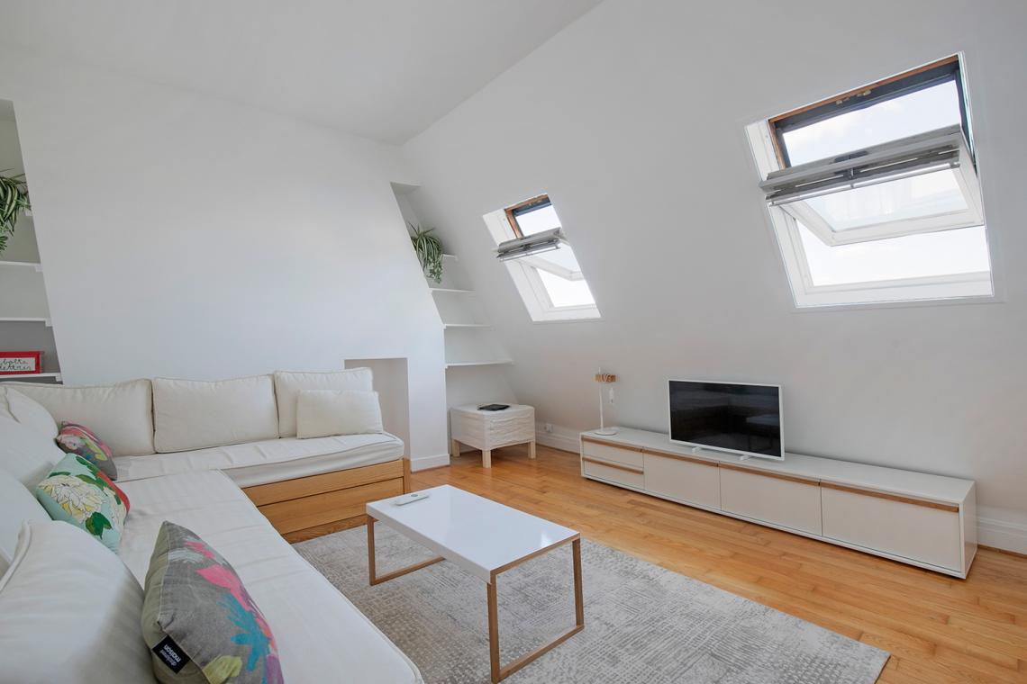 Appartement Paris Rue Elzevir 2