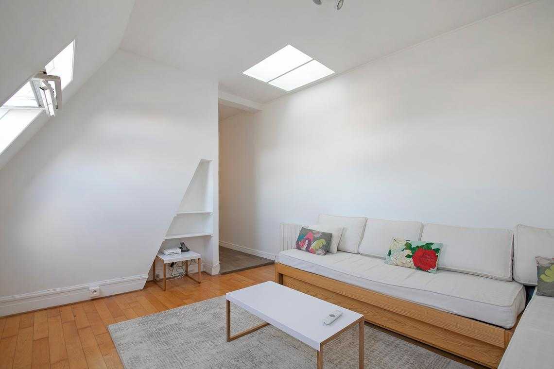 Appartement Paris Rue Elzevir 3