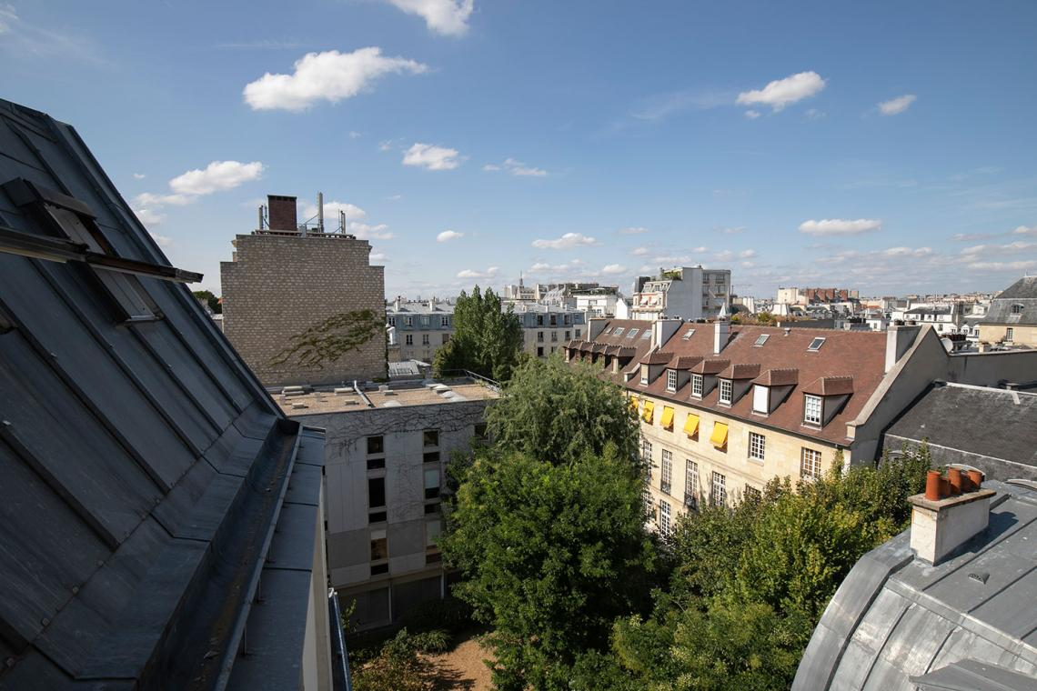 Appartement Paris Rue Elzevir 14