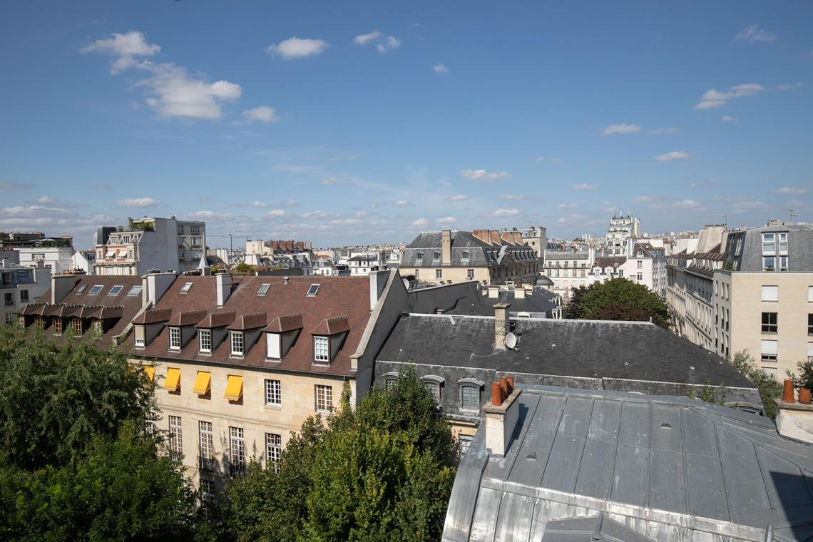 Appartement Paris Rue Elzevir 15