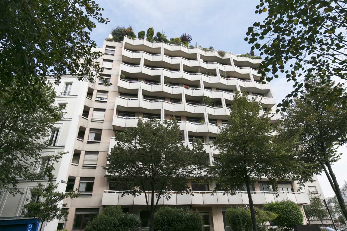 Apartment Paris Rue Championnet 13