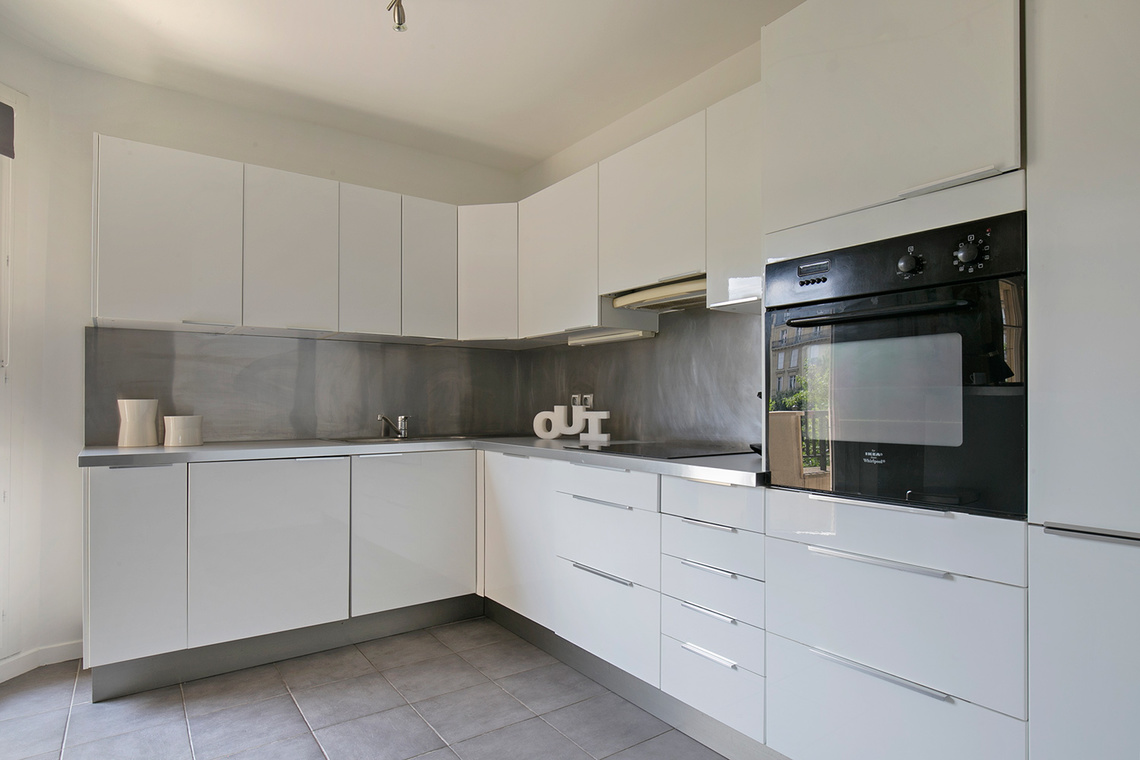 Furnished Apartment For Rent Place Du General Leclerc Levallois Perret Ref 16923