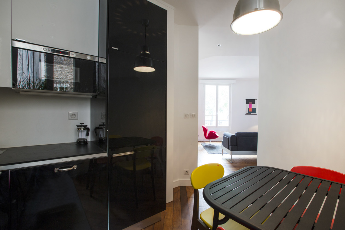 Apartment Paris Boulevard Henri IV 9