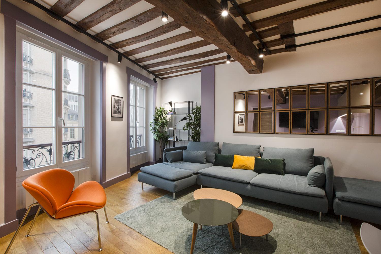 Wohnung Paris rue de Sèvres