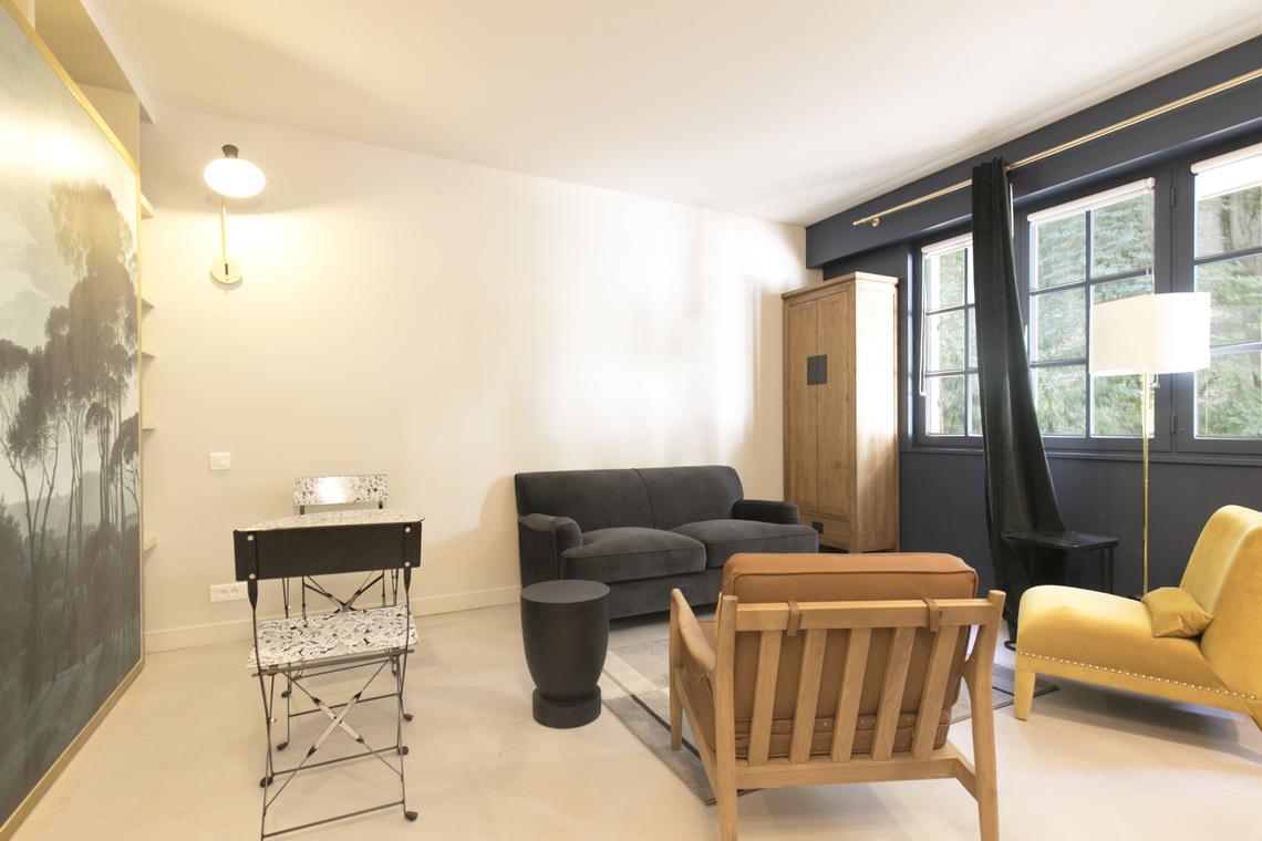 Studio for rent Rue de la Ferme, Neuilly-sur-Seine | Ref 16944