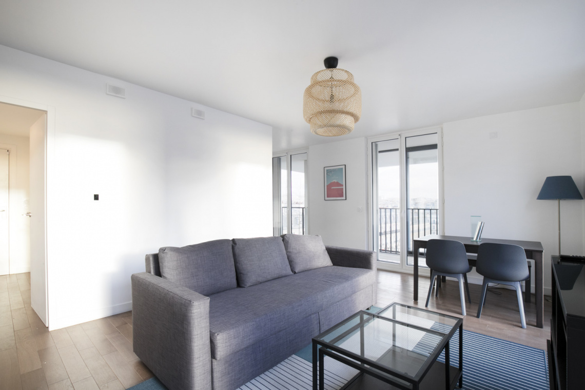 Location Appartement Meublé Rue Mstislav Rostropovitch Paris Ref
