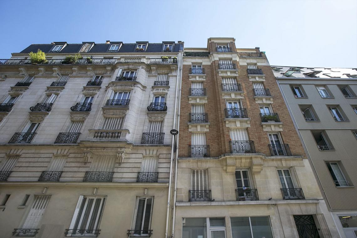 Apartment Paris Rue Charles Fourier 14