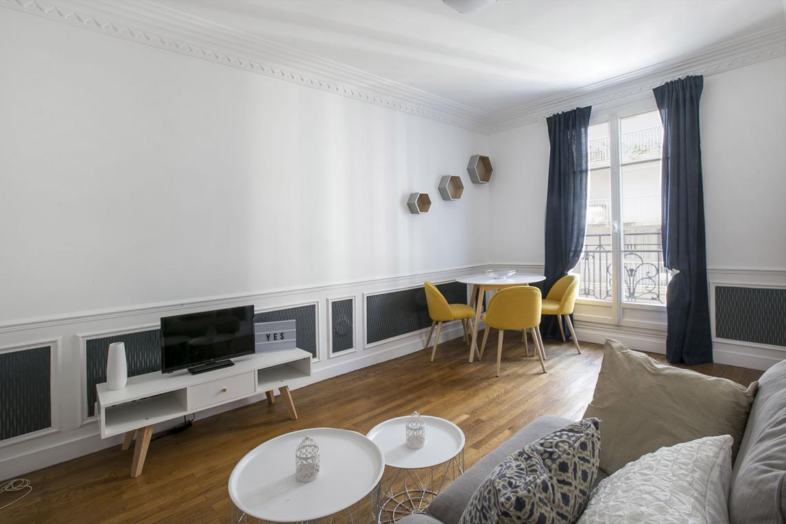 Paris Rue Charles Fourier Apartment for rent