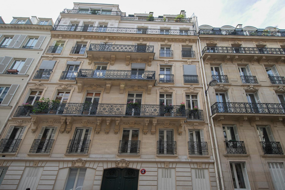 Apartment Paris Rue d'Artois 16
