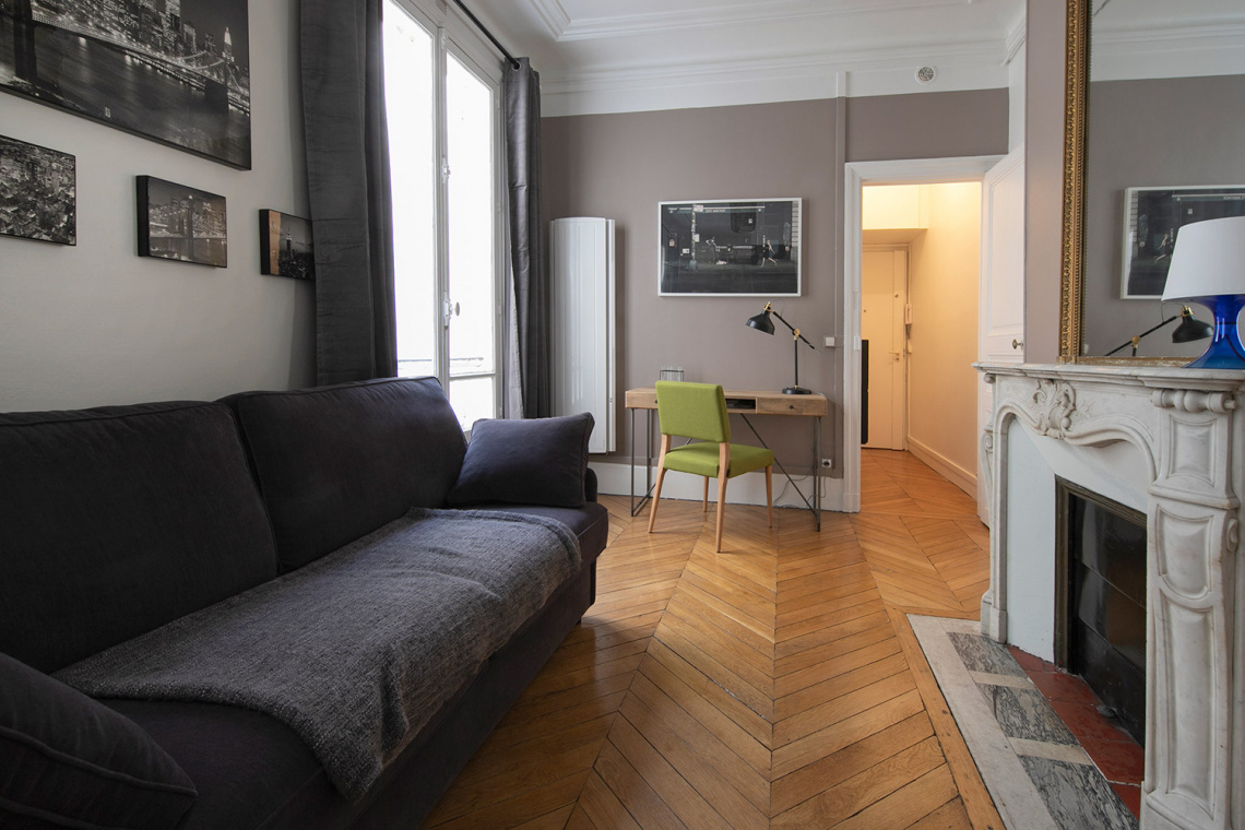 Apartment Paris Rue d'Artois 2