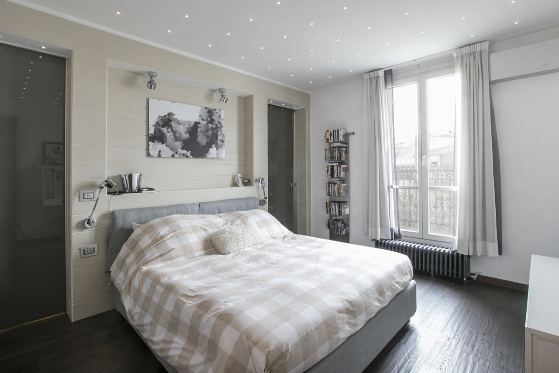Apartment Paris Rue Beaujon 12