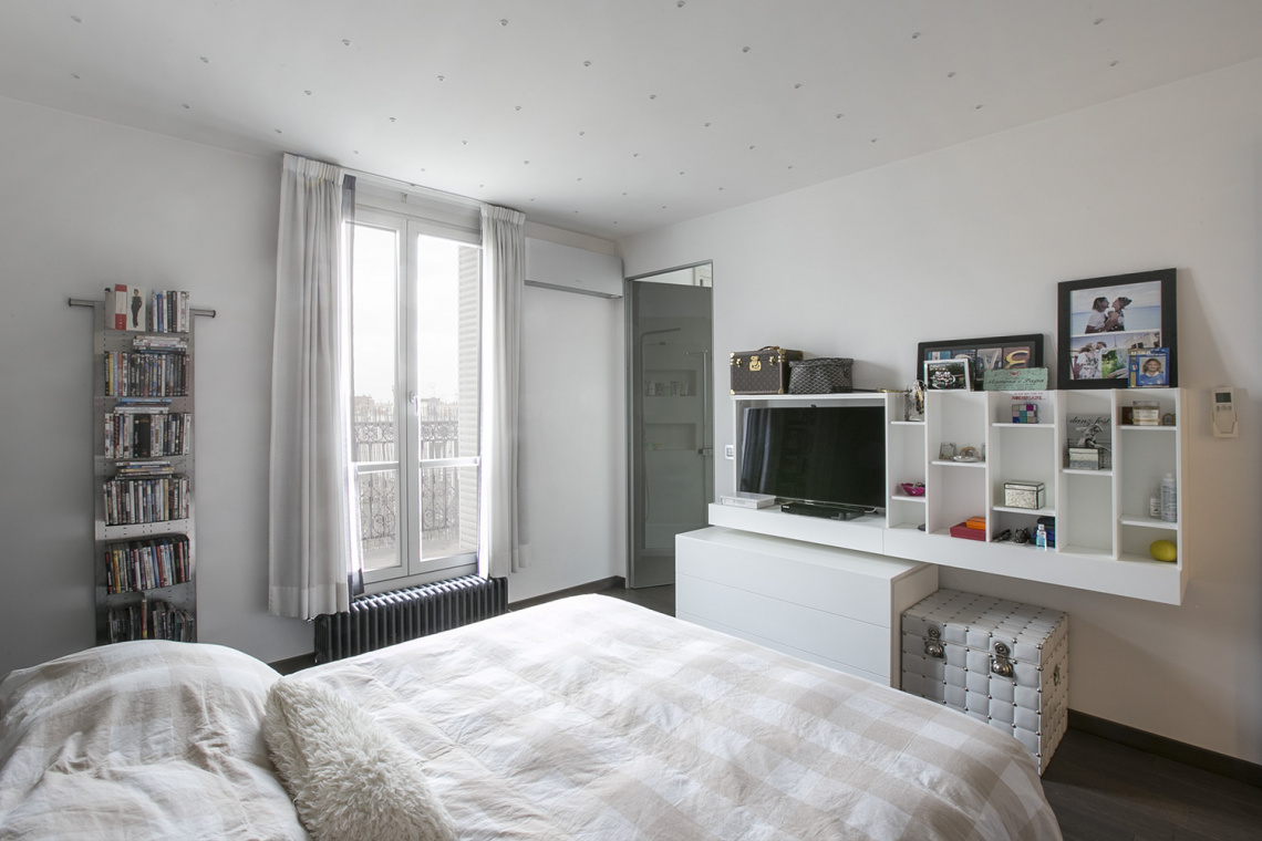 Apartment Paris Rue Beaujon 13