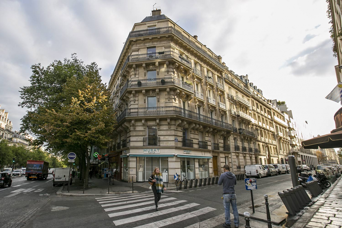 Apartment Paris Rue Beaujon 21