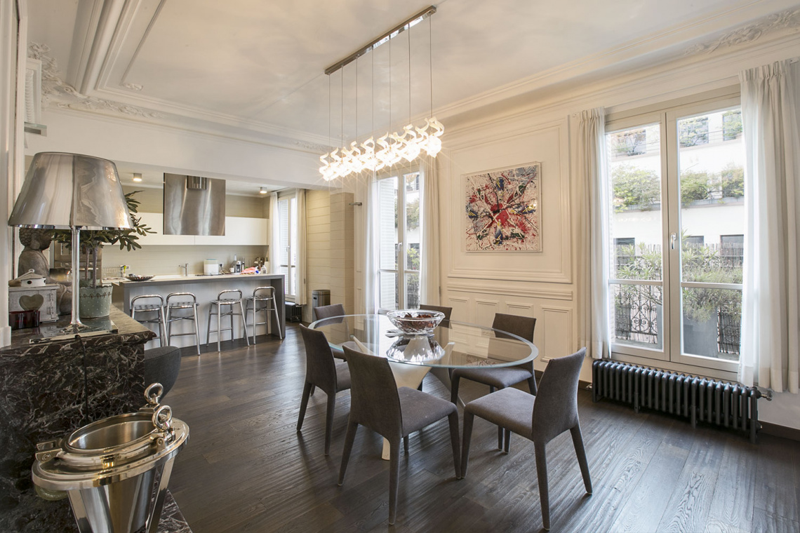 Apartment Paris Rue Beaujon 5