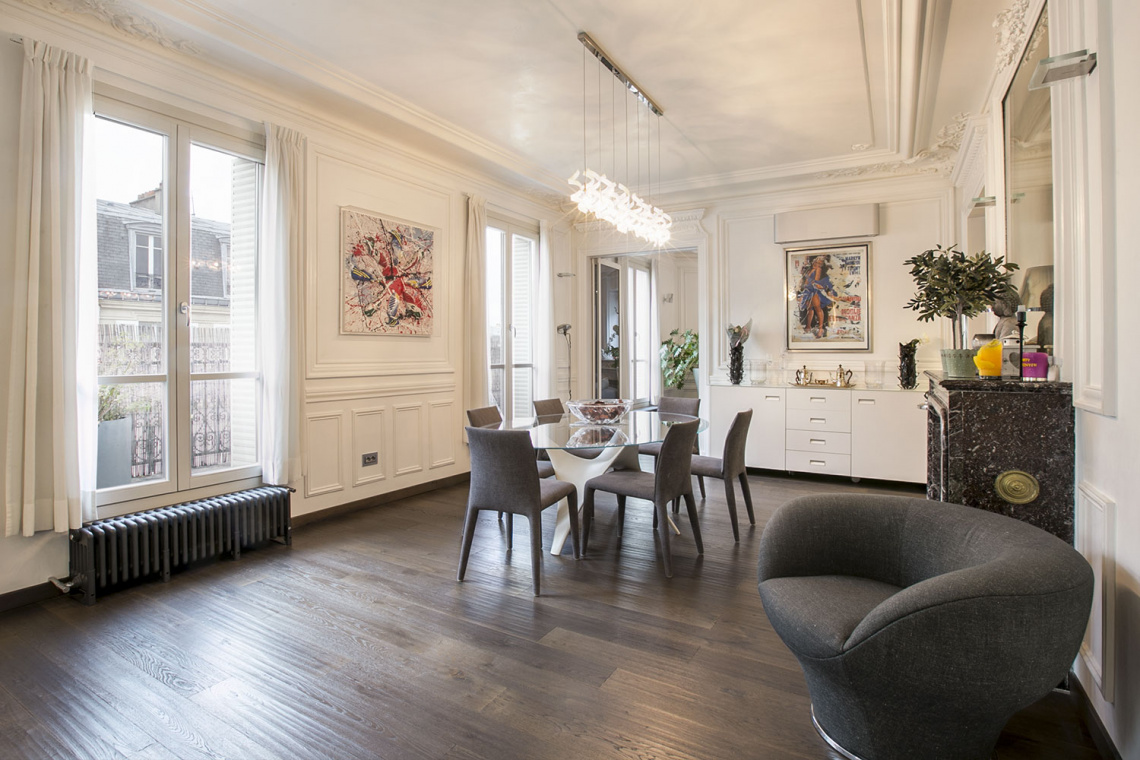 Apartment Paris Rue Beaujon 6
