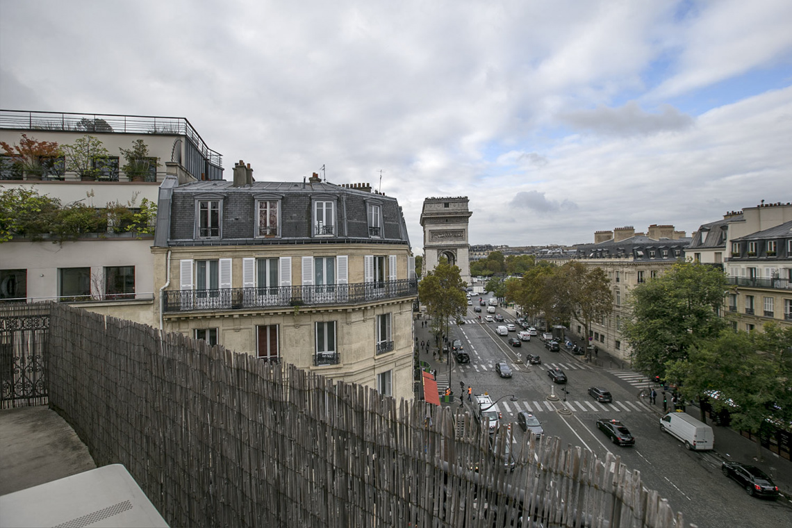 Apartment Paris Rue Beaujon 3