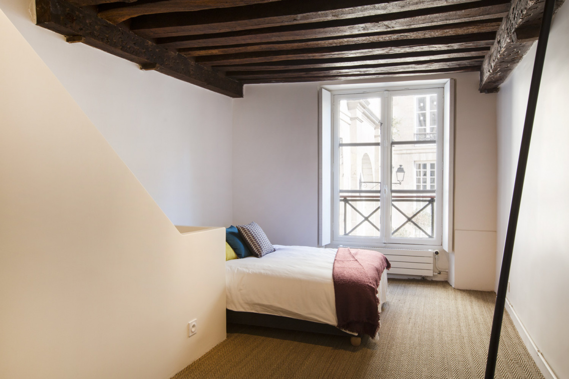 Apartment Paris Rue Charlot 8