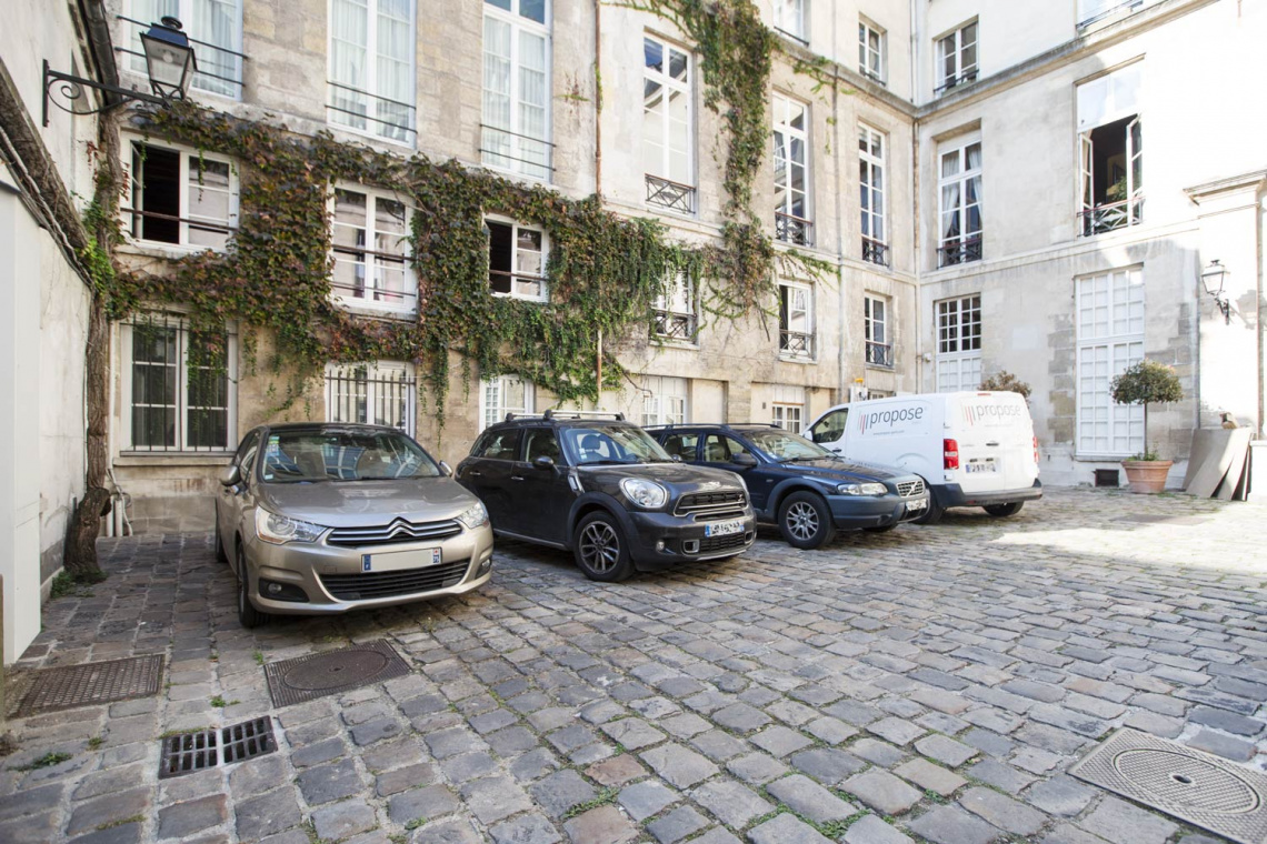 Apartment Paris Rue Charlot 20