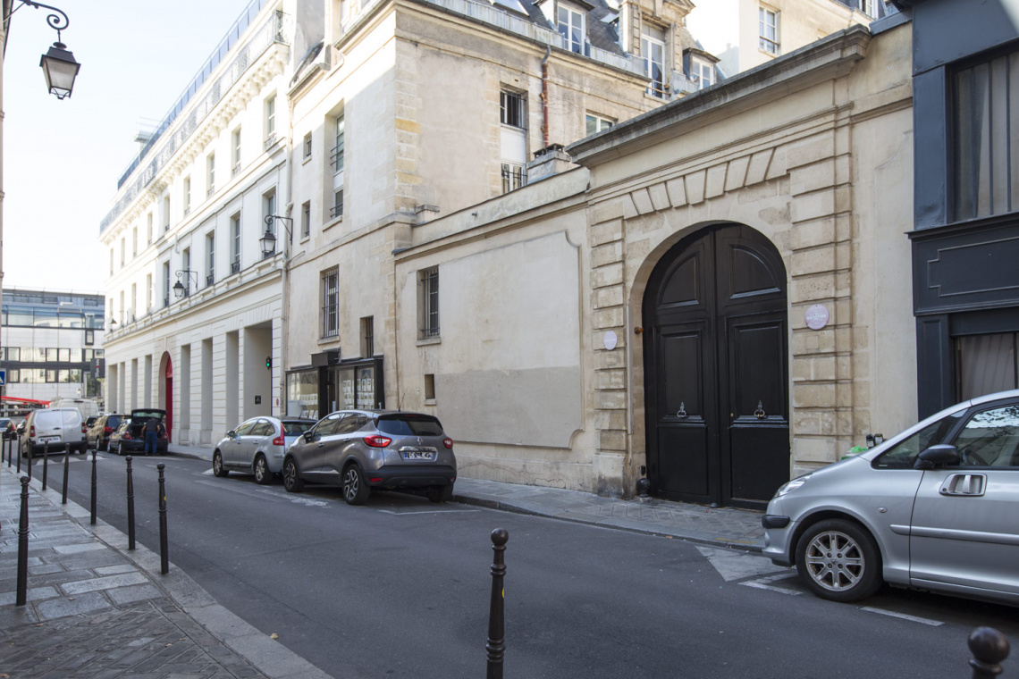 Apartment Paris Rue Charlot 21