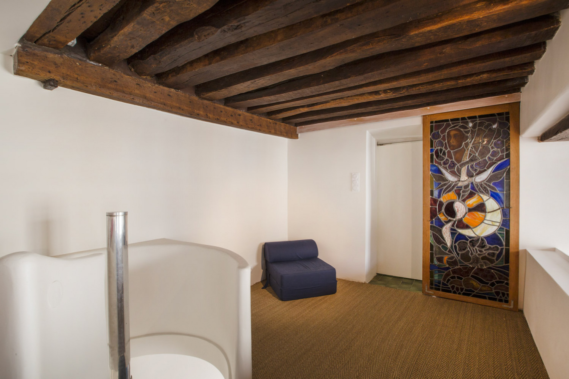 Apartment Paris Rue Charlot 16