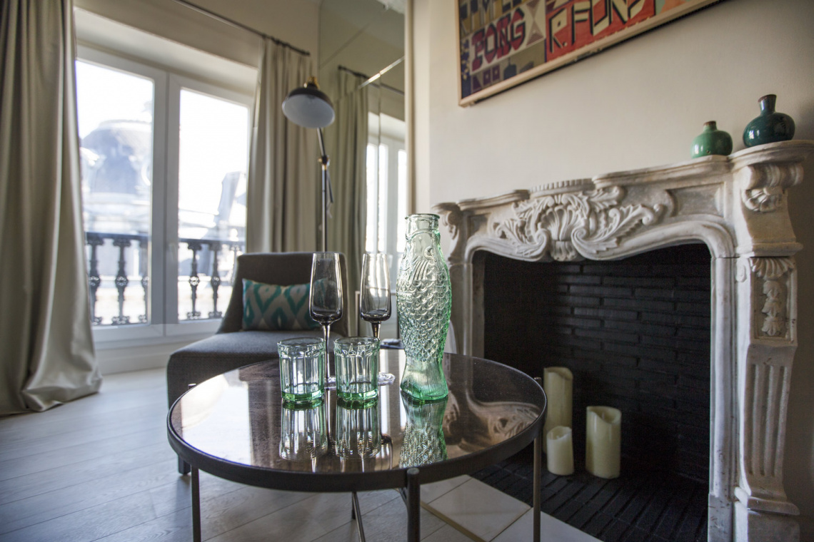 Apartment Paris Rue de Babylone 6